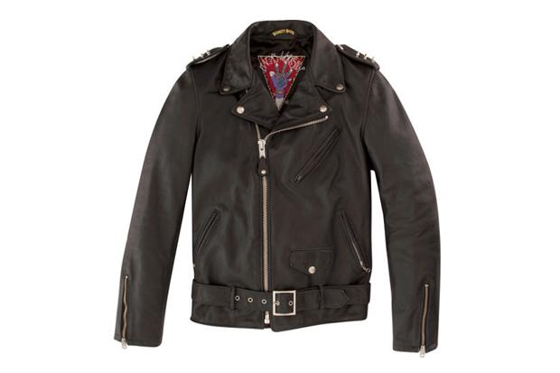 Gaga's Workshop x Schott NYC Classic Motorcycle Jacket