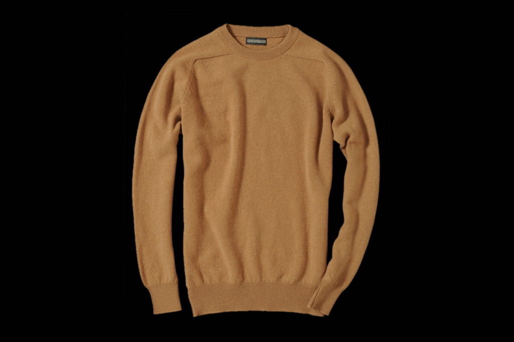 Scott & Charters for Unionmade Lambswool Sweaters