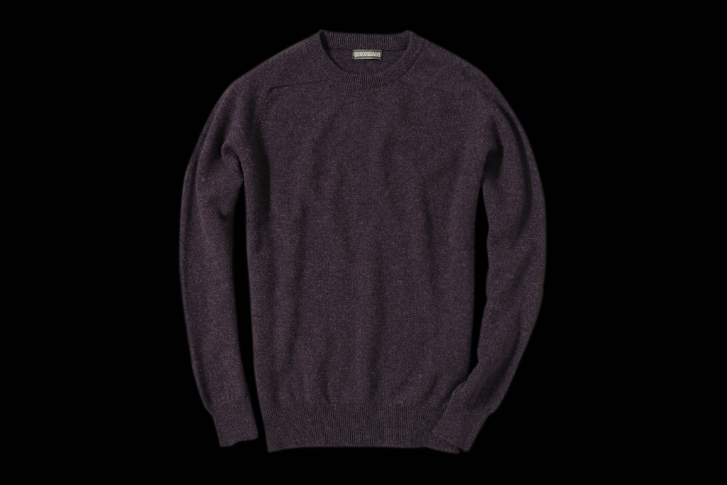 scott charters for unionmade lambswool sweaters