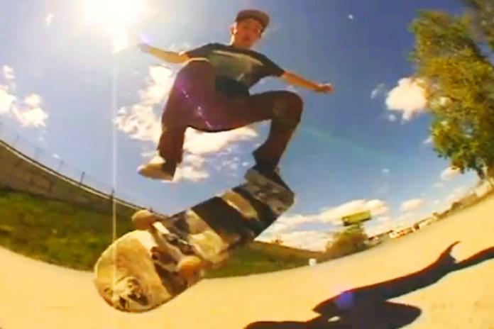 Seasons Skate Shop: Season's flick