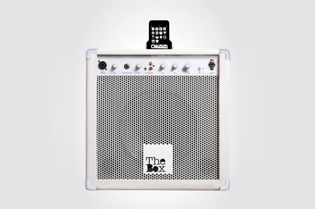 "SELETTI ""The Box"" Speaker"