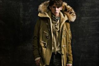 SENSE: Balmain Homme 2011 Fall/Winter Editorial