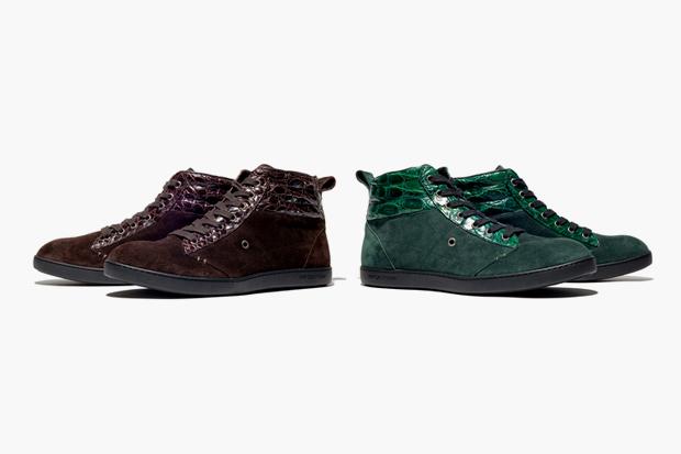 Sergio Rossi for HANKYU MEN'S TOKYO Exclusive Footwear