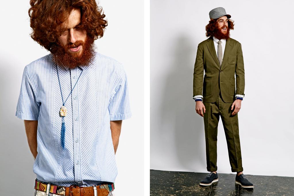 Silas 2012 Spring/Summer Collection Lookbook