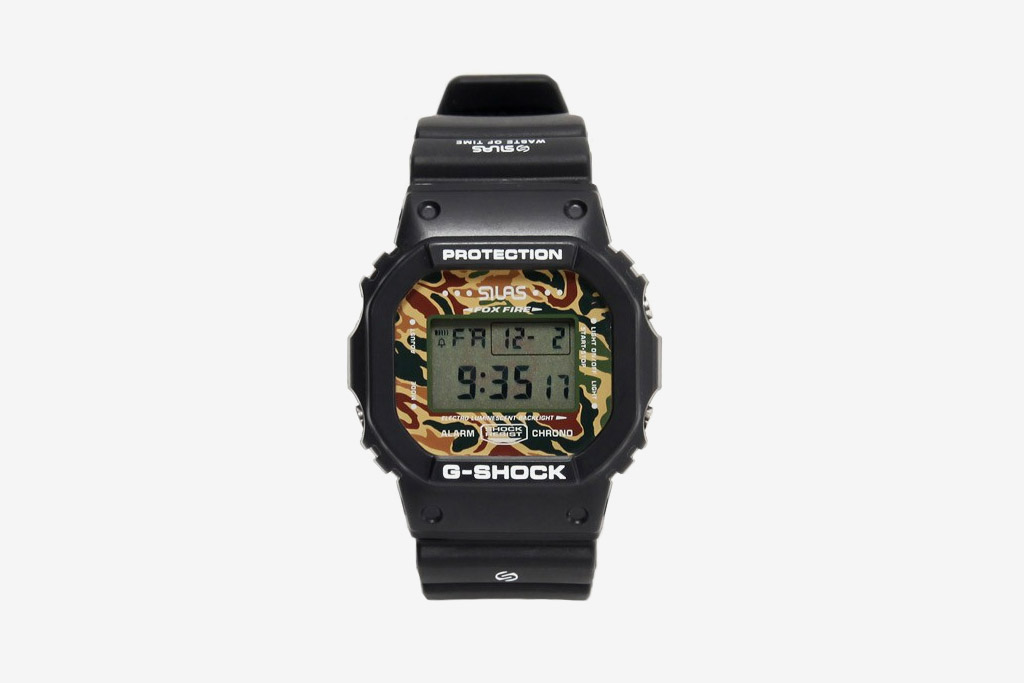 Silas x Casio G-Shock DW-5600 Watch
