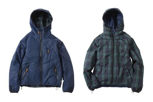 Silas x Snugpak Snorkel Reversible Jacket