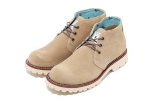 Silas x Jun Watanabe x UBIQ Chukka Boots