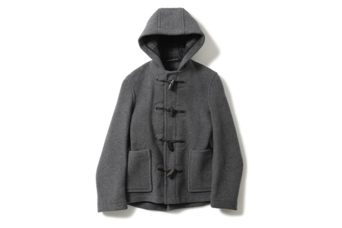 Silas x London Tradition Duffle Coat