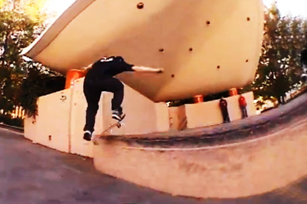 Skateboarding Classic Clips 1 - Keith Hufnagel