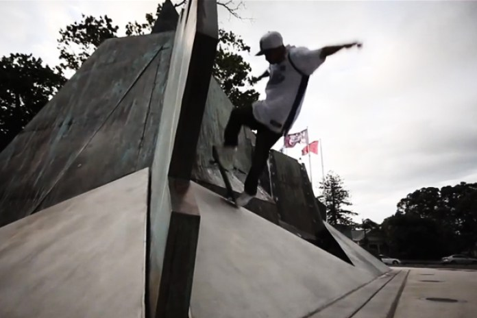 Skateboarding VS Architecture: A Study of Public Space and Materiality in Auckland