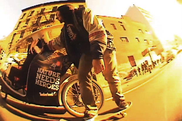 SLAP Magazine: New York Clip 12 - Rush Hour