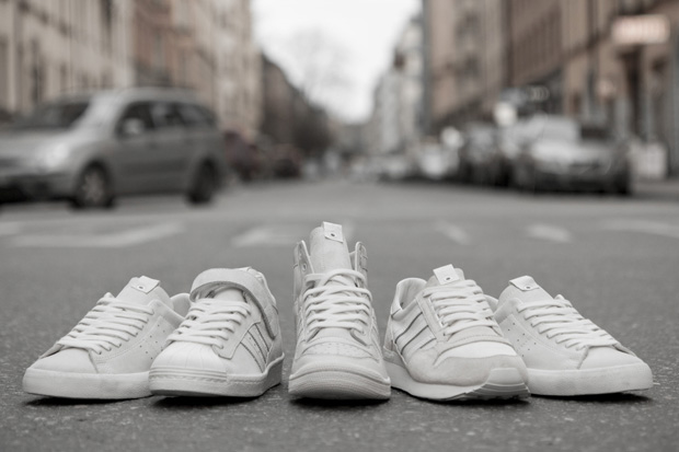 Sneakersnstuff: adidas Consortium Tabula Rasa Collection Video