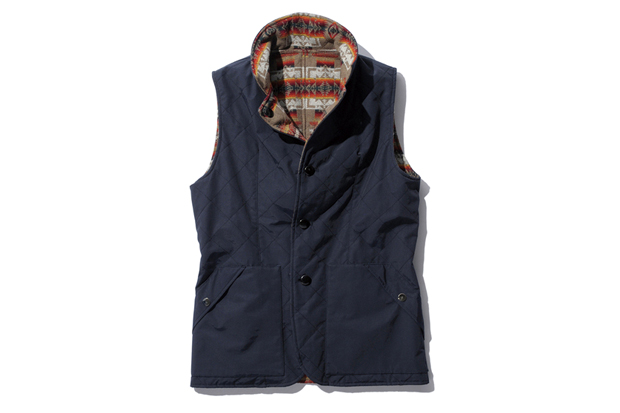 SOPHNET. x Pendleton 2011 Fall/Winter Capsule Collection