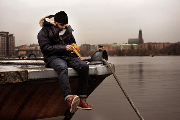"Spiewak 2011 Fall/Winter ""Golden Fleece"" Lookbook"