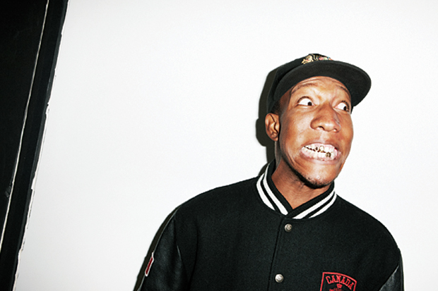 SPIN Magazine 2011 December Issue featuring Odd Future
