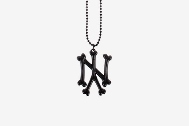 "SSUR ""NY Bones"" Necklace"