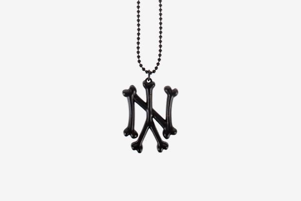 "SSUR ""NY Bones"" Necklace"