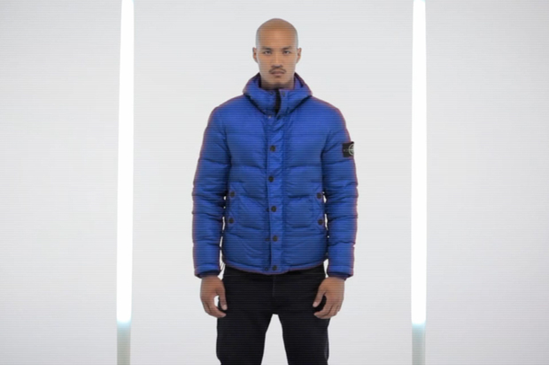 Stone Island 2011 Fall/Winter Ultra-Light Down Jacket Video