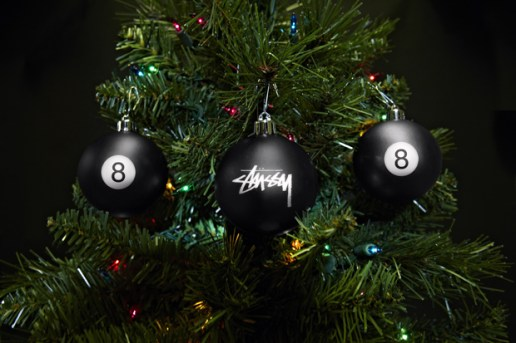 Stussy Christmas Ornament