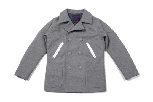 Stussy Deluxe WINDSTOPPER PEA COAT