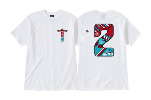 "Stussy Seattle 2nd Anniversary ""Pike Tribe"" Collection"