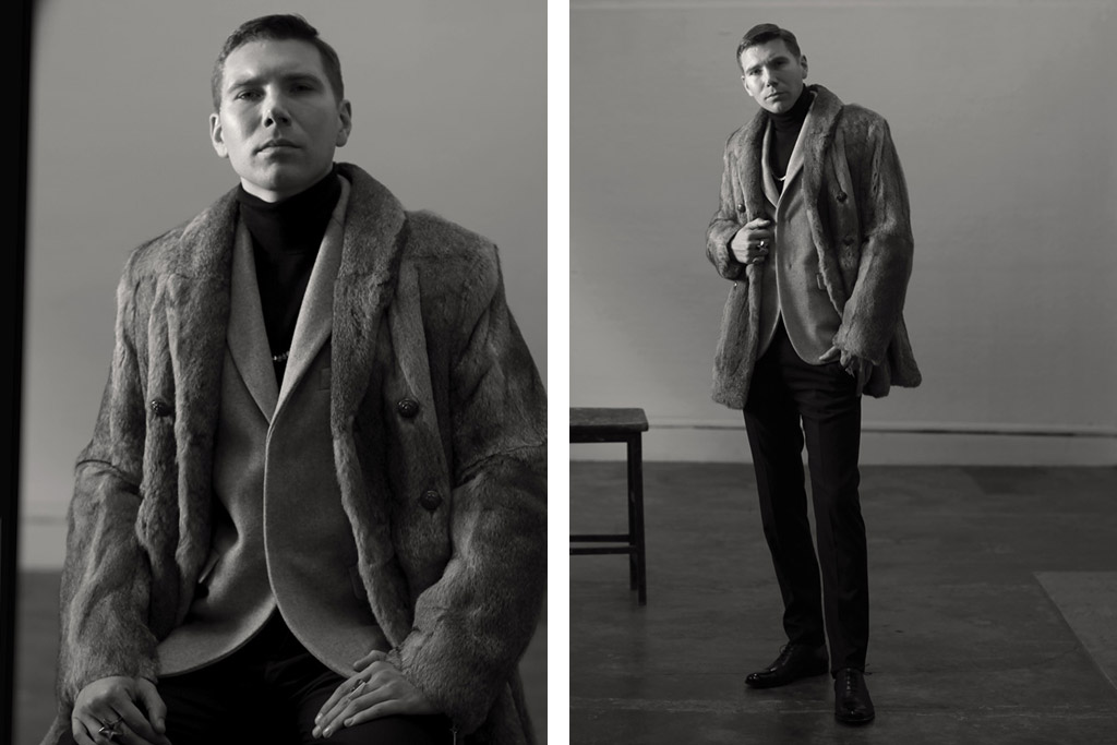 STYLED by Tom Stubbs for oki-ni