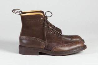 Superdenim x Tricker's 2011 Fall/Winter Capsule Collection