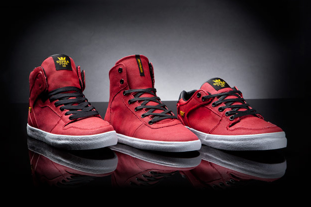 "SUPRA 2011 Fall/Winter ""The Hot Pack"""