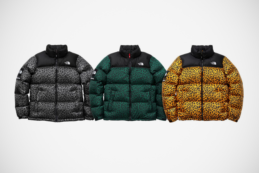 Supreme x The North Face 2011 Capsule Collection