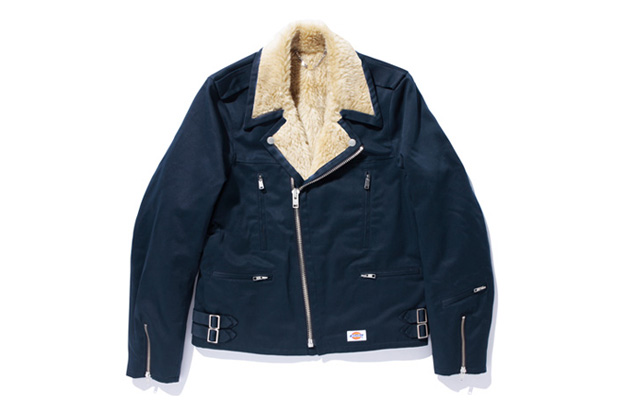 swagger x dickies tc twill boa riders jacket