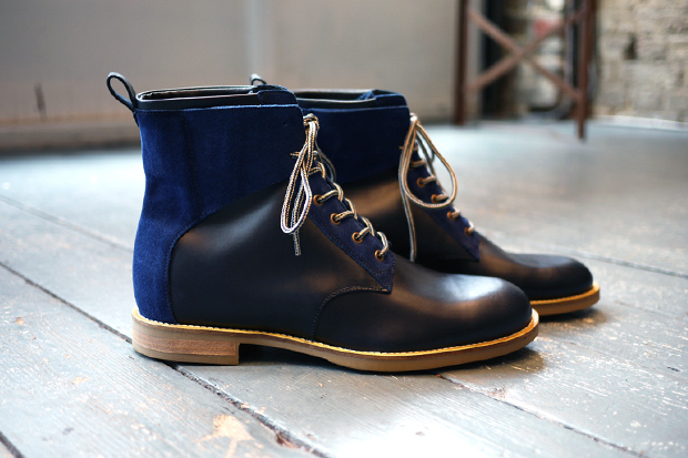 Swear for Topman General Store Chaplin Boot