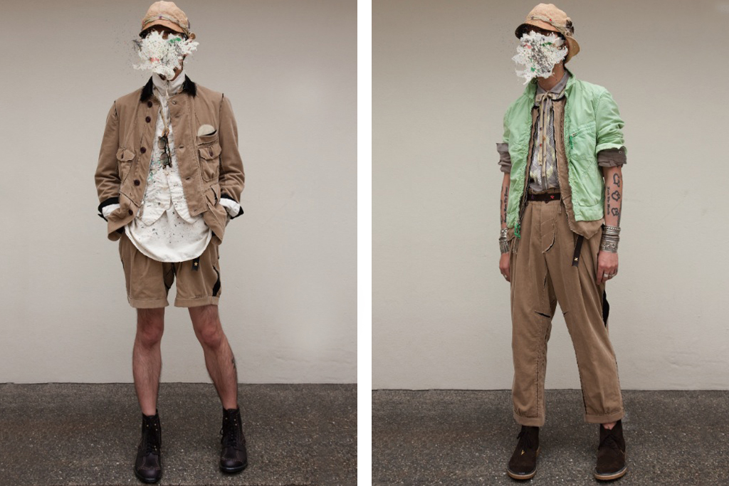 TAKAHIROMIYASHITA TheSololst. 2012 Spring/Summer Collection