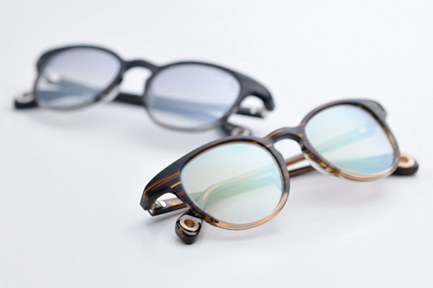 TAKAHIROMIYASHITA TheSololst. x Oliver Peoples 2011 Capsule Collection