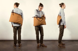 Tanner Goods x Tellason Roll Tote