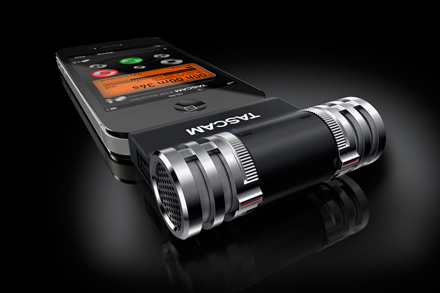Tascam iM2 Stereo Microphone