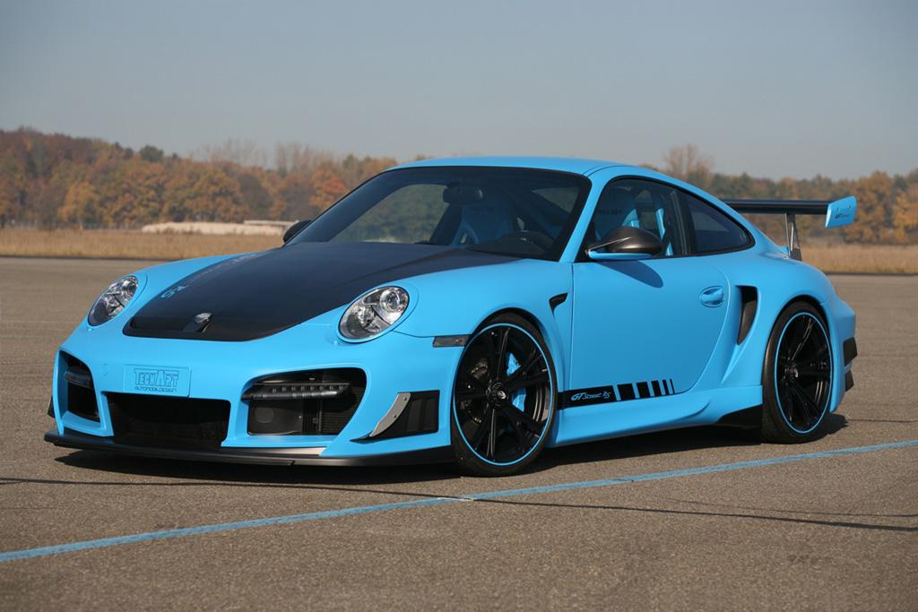 TechArt Porsche GTStreet RS