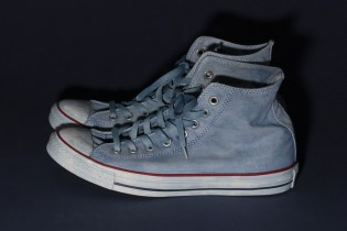 Tenue de Nimes x Converse Indigo-Dyed Chuck Taylor All Star High