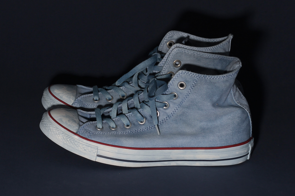 Tenue de Nimes x Converse Indigo-Dyed Chuck Taylor All Star High