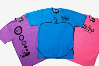 The Beatles x COMME des GARCONS 2011 Fall/Winter T-Shirts