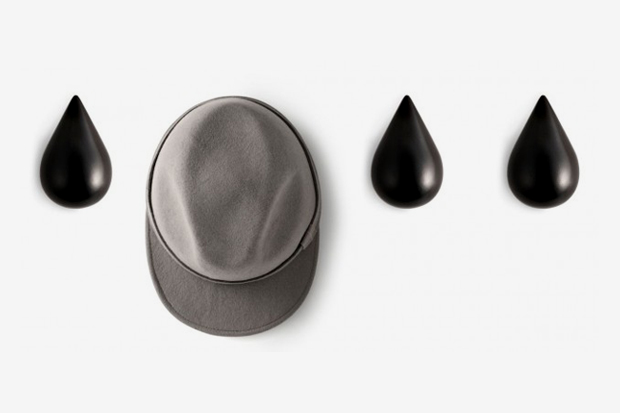 The Dropit Hook by Asshoff & Brogard for Normann Copenhagen