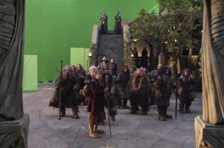 The Hobbit Behind-the-Scenes Production Video #4