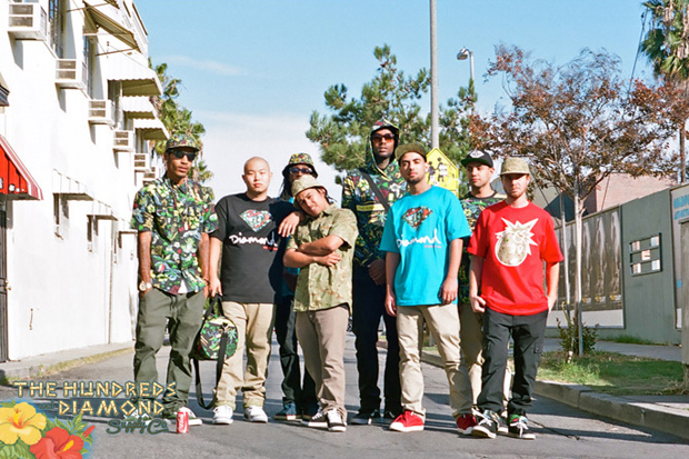"""The Hundreds x Diamond Supply Co. 2011 """"Forever Summer"""" Collection"""