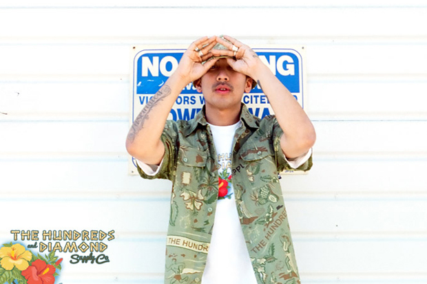 the hundreds x diamond supply co 2011 forever summer collection