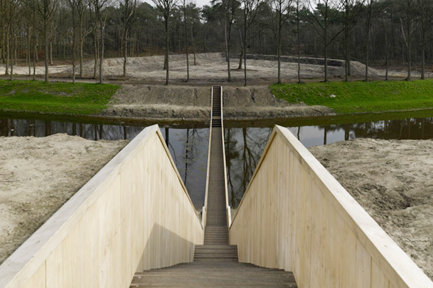 The Invisible Bridge by RO&AD Architects