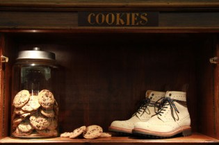 TheNextDoor x Grenson Fred Vibram Black Boot Video