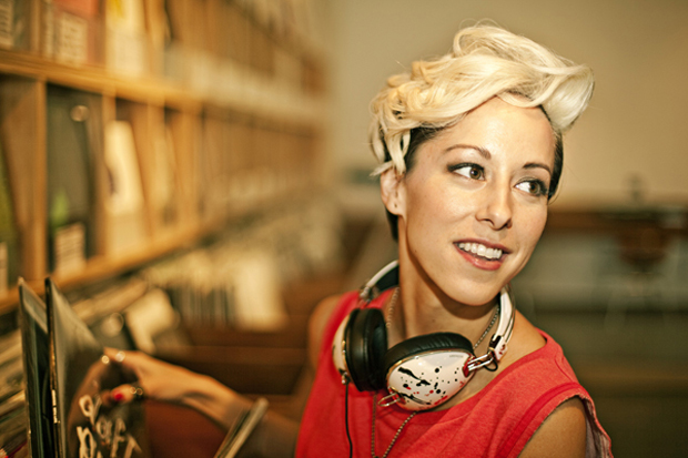 The Ting Tings x Skullcandy Roc Nation Aviator Headphones