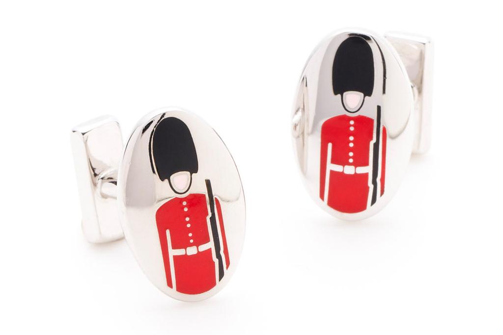 Thomas Pink Guardsman Cufflinks
