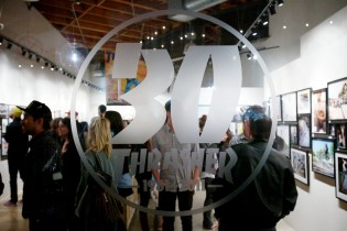 Thrasher 30th Anniversary Art Show Recap