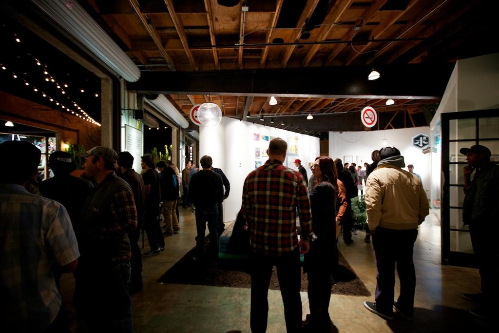 Thrasher 30th Anniversary Art Show Recap