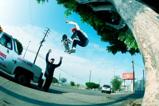 Thrasher Burnout: Jason Dill & Anthony Van Engelen